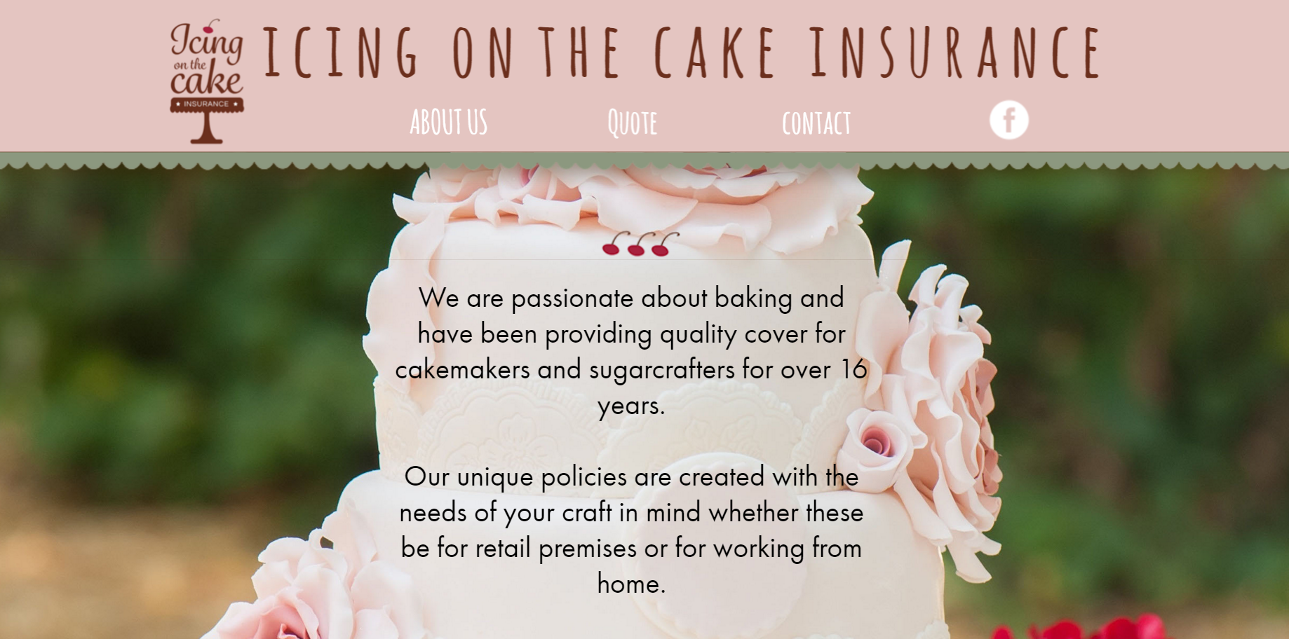 Icing on the Cake Insurance