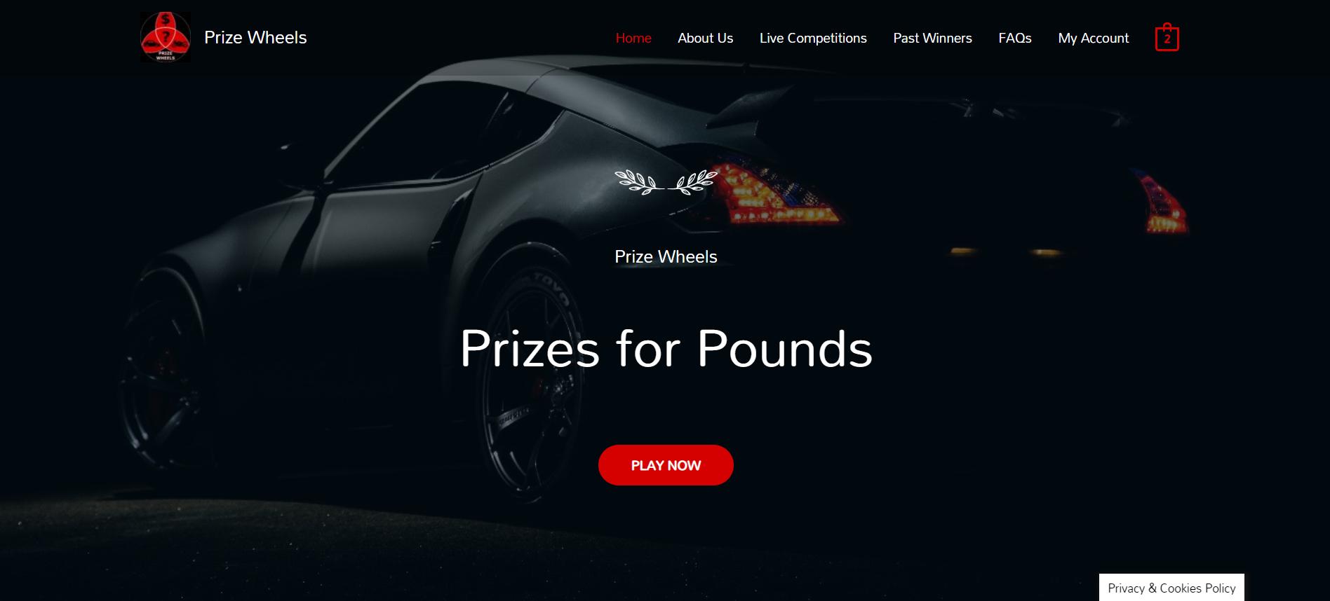 Prize Wheels